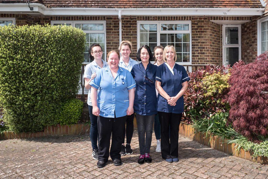 Offington staff